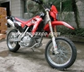 NEW WATER COOLED 250CC DIRT BIKE