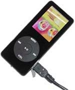 Ipod style MP3 player