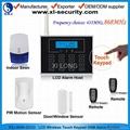 30 wireless zones GSM home intruder