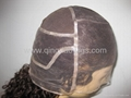 Human hair lace wigs 4
