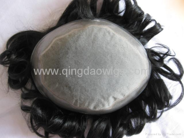 Human hair lace wigs 5