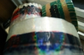 Holographic anti-counterfeiting Tape 2