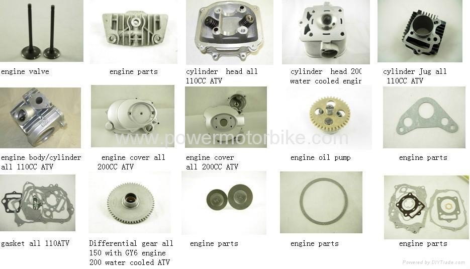 ATV Quad parts/engine parts for ATV quad Bike - Product Catalog -