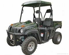 500CC Farm Tractor  Utility Vehicel (2 seat)