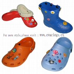 eva garden clogs-boot