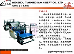 Automatic cut-woven bags