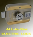 Electronic Lock with RFID reader & Remote control