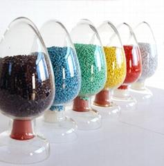 PBT 环保级 各种颜色 粒子
