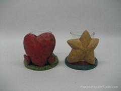 craft candle holder