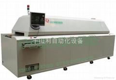 SMT無鉛回流焊爐(電腦全熱風大型十六溫區)