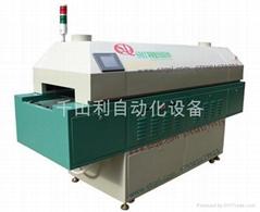 SMT无铅回流焊炉(触摸屏显视)十二温区