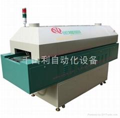SMT全熱風無鉛回流焊爐(中型十溫區)