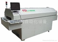 SMT無鉛回流焊爐(電腦全熱風中型十溫區)