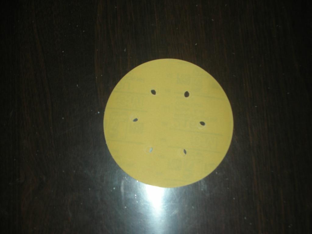 3M236U拉绒砂碟圆盘砂纸砂纸 3