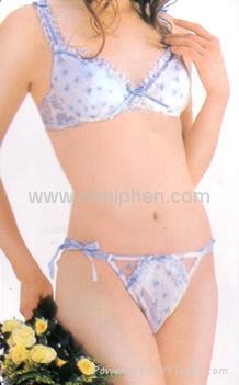 Underwear set , bra sets  2
