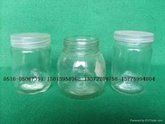Honey bottle jam bottle beverage bottle beverage bottle