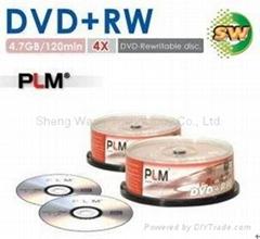 Blank DVD+RW di