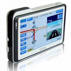 4.3 Inch GPS Navigation