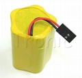 Ni-Mh Rechargeable power pack AA2500-5C1