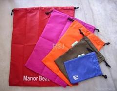 Nylon drawstring bags, polyester drawstring bags
