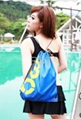 Swimming bag, string beach bag