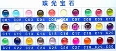 珠光珠寶,貓眼石,,激光珠寶,鐳射珠寶,珠光寶石,樹脂飾品.