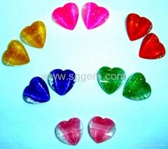 樹脂水晶石鞋材配件,貓眼石,,激光珠寶,鐳射珠寶,珠光寶石,