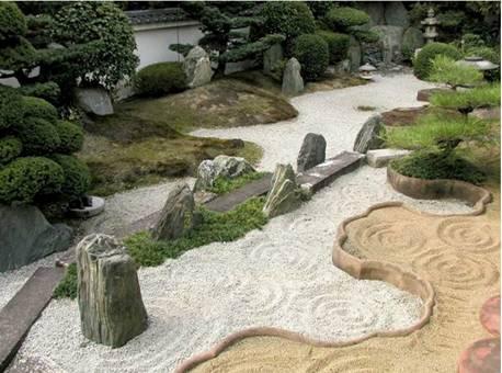 for Jardin estilo japones