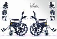 天津夏博手动轮椅车XB-01W