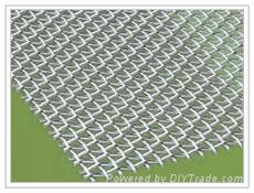 stainless steel pre-crimped mesh