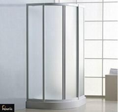 Tempered glass shower room shower
