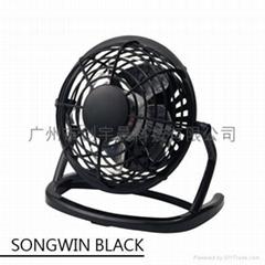 LILENG-816鞦韆式風扇,360度風扇,超靜音風扇