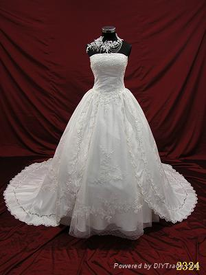 bridal gown 1