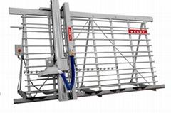 window machine of Aluminum Composite Board Keyway Planner