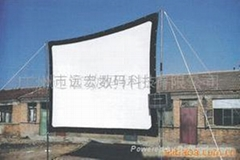 廣州專業銷售電影幕布,尺寸大小訂做