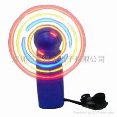 LED闪光扇