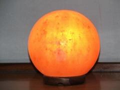 salt lamp(globe)