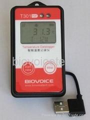 T301 PDF 温度记录仪