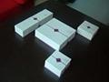 紙盒 木盒 無紡布袋 珠寶盒 禮品盒 3