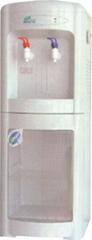 Water dispenser-floor stand