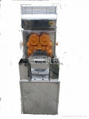 2000C全自动鲜橙榨汁机