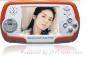 2.4 TFT Game MP4 Player with Camera  2GB