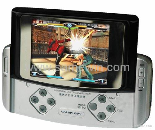 game mp4 player 1