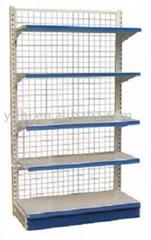 Back wire shelf