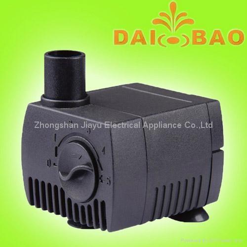 Fountain Pump,water pump,submersible fountain pump,indoor fountain pump 2