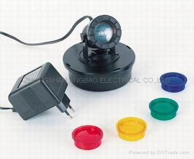 DB-04  (20W 10W)  Underwater light 1