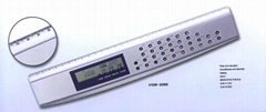 Ruler/ LCD Ruler/ Calendar Ruler/ Calculator Ruler