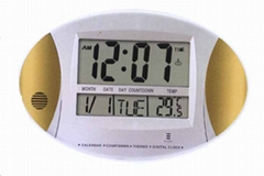 LCD Clock\Digital Clock