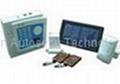 Wireless solar burglar alarm system