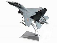 甦30戰鬥機模型(1:60)